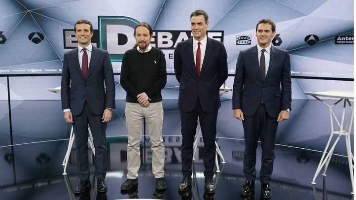 Sánchez veta a Abascal en su ronda de citas con la oposición