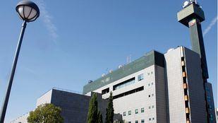 La sede de Telemadrid, en la Ciudad de la Imagen de Pozuelo.