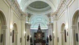 Capilla del Cristo de los Dolores de la Venerable Orden Tercera, conocida como 'San Frascisquín'.
