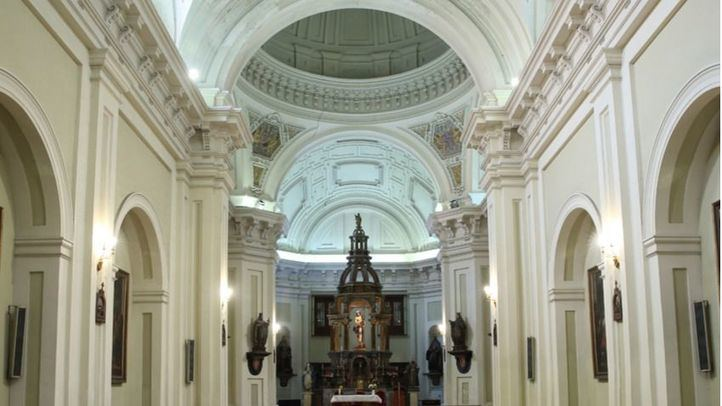 Bautizo de 'San Francisquín', joya del barroco madrileño