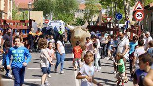 Fiestas en Las Matas.