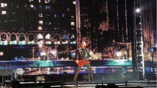 """Metallica continúa """"viviendo el sueño"""" en Madrid"""