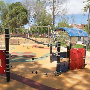 El nuevo Parque Canarias, un espacio público de integración e innovador