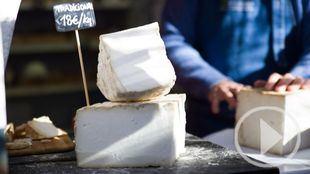 Los lácteos protagonizan el Día de Mercado en la Cámara Agraria
