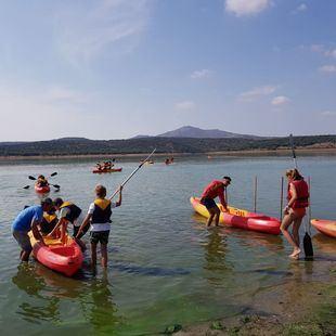 Voluntariado y campamentos para disfrutar del verano