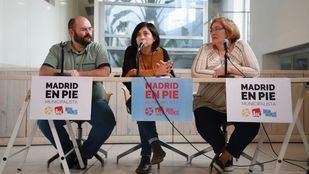 Izquierda Unida Madrid en Pie Municipalista, reconocido como