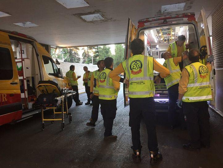 Emergencias atiende a cuatro heridos por arma blanca en las últimas horas