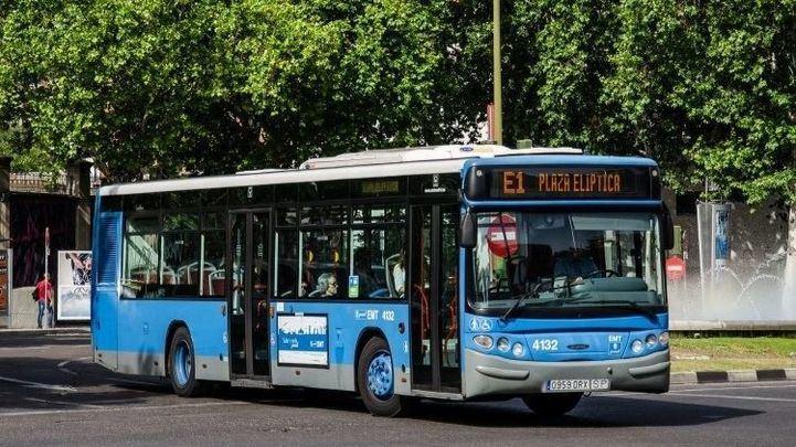 La E1 cubre actualmente de Atocha a Plaza Elíptica, pero se ampliará el recorrido en sus dos extremos este martes.