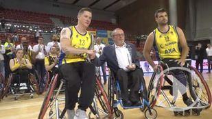 El Ilunion, subcampeón de la Champions de baloncesto en silla de ruedas