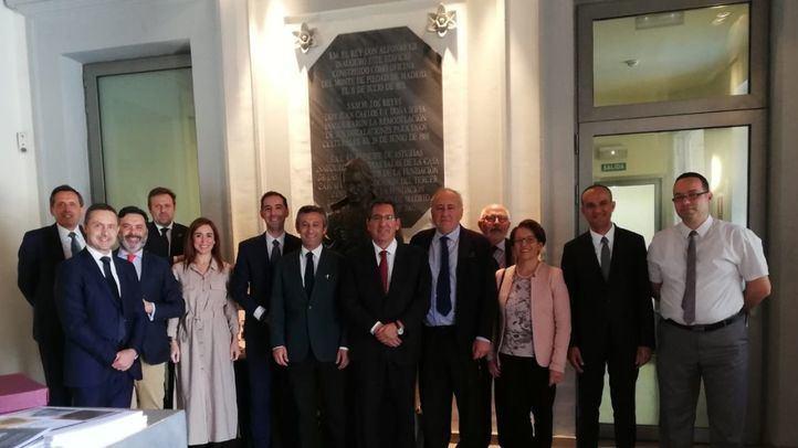 Montes de Piedad de América, África y Europa se reúnen en Madrid por invitación del Monte de Piedad de Fundación Montemadrid