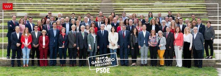 Gabilondo combina renovación y continuidad de diputados en su lista