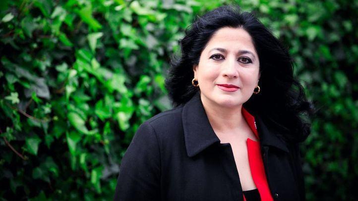 Carla Santiago, número 10 de la lista de Ciudadanos para la Asamblea de Madrid.