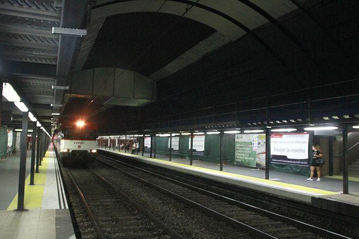 Adif cerrará el túnel de Recoletos en junio para una reforma integral
