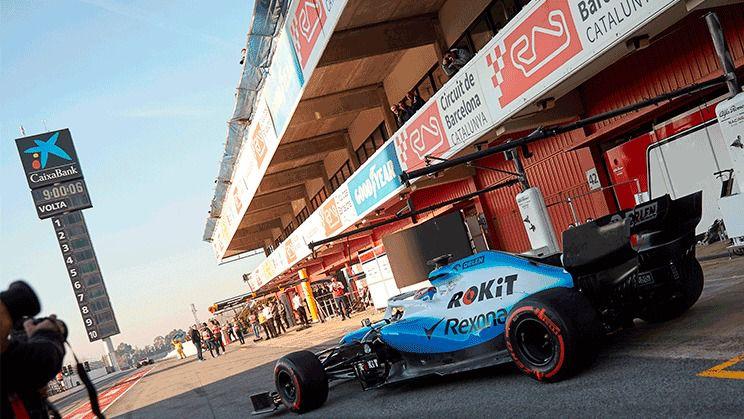 Adrenalina y competición: así es la Fórmula 1 en el Circuit de Barcelona-Catalunya