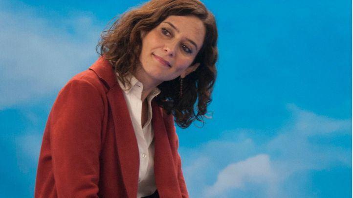 La candidata popular a la presidencia regional, Isabel Díaz Ayuso, sigue desgranando su programa para las elecciones del 26 de mayo.