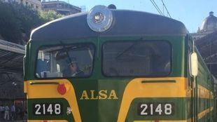 Tren turístico Felipe II