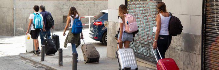 Anulada la moratoria para abrir más pisos turísticos en Centro