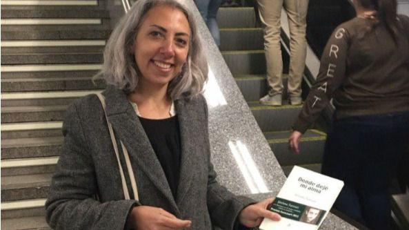 Jazmín Beirak, candidata responsable de Cultura de Más Madrid