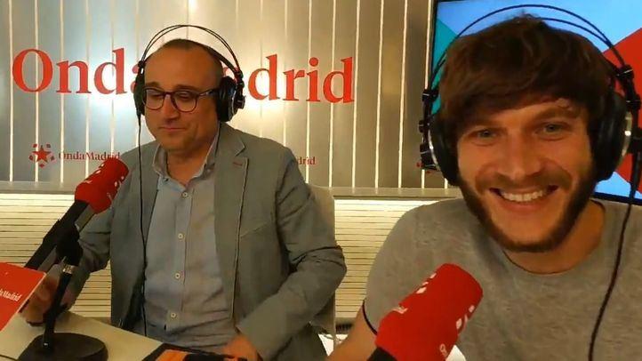 Javier García y Ferrán Boiza en Com.Permiso