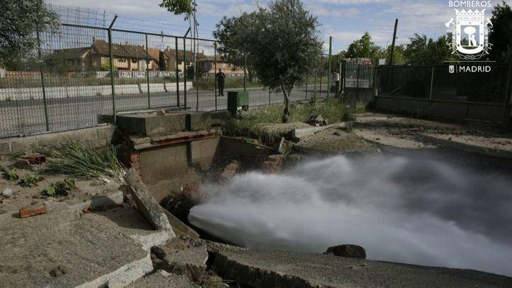 Restablecido el suministro de agua a Paracuellos del Jarama