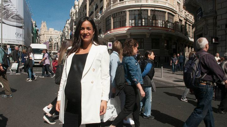 Begoña Villacís, candidata de Ciudadanos a la Alcaldía de Madrid.