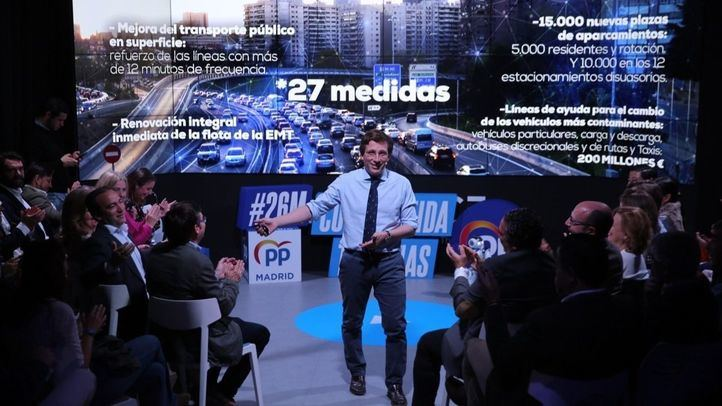 Rebaja de impuestos e impulso a grandes infraestructuras, en el programa del PP