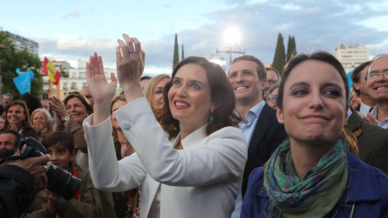 Ayuso apuesta por un interrail español desde Madrid