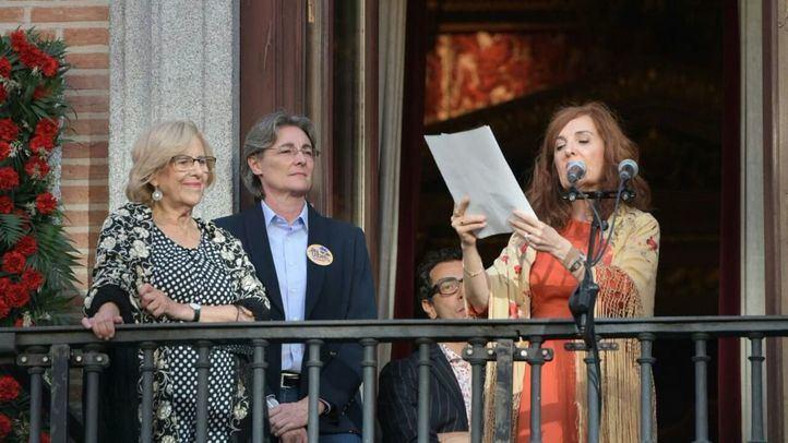 Elvira Lindo lee el Pregón de las Fiestas de San Isidro 2019.