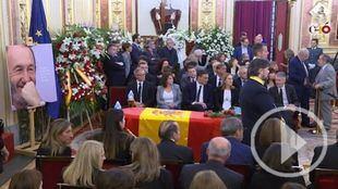 Un último adiós a Alfredo Pérez Rubalcaba