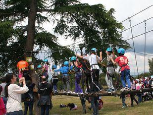 Las Rozas celebra el Día de la Familia con una jornada llena de actividades en la Finca de El Pilar
