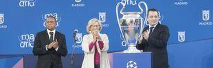 La 'Orejona' ya está en Madrid