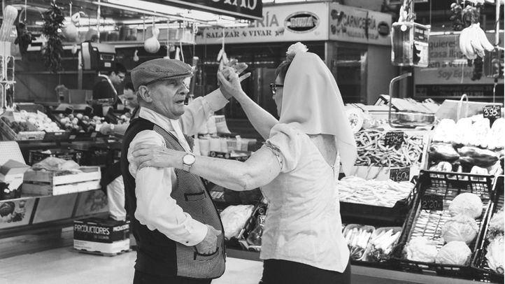 Para San Isidro comemos y compramos rabo, entresijos y rosquillas en el Mercado de Vallehermoso