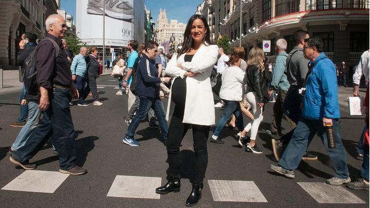 Begoña Villacís, candidata a la alcaldía de Madrid.