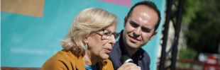 Carmena propone replicar el Área Metropolitana de Barcelona