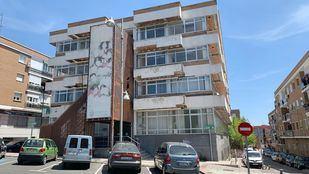 Antigua Universidad Popular de Alcobendas.
