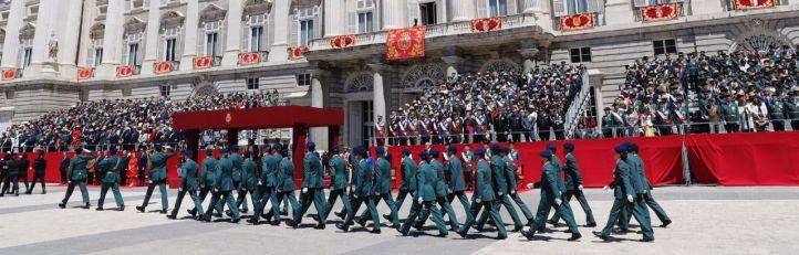 La Guardia Civil recuerda su compromiso con la España vacía