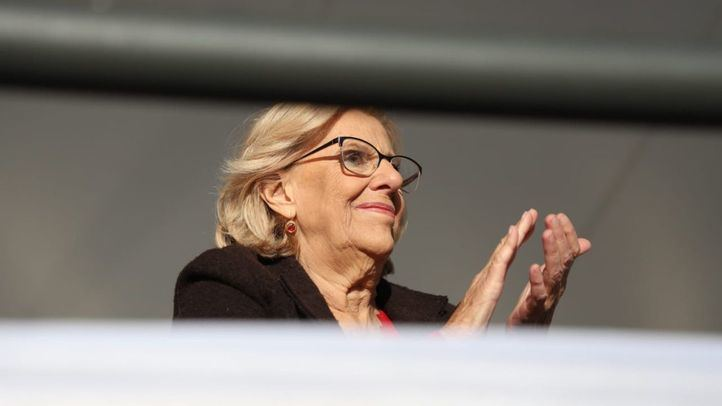 La alcaldesa niega que Más Madrid haya empleado dinero de Ahora Madrid