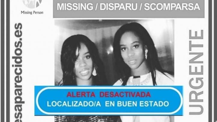 Localizadas en buen estado las gemelas irlandesas desaparecidas