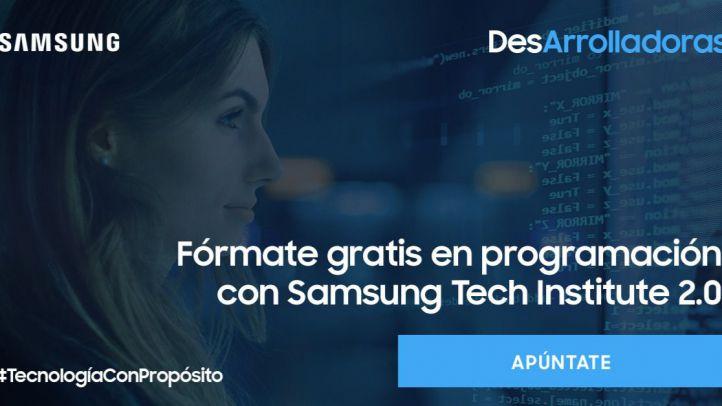 Samsung lanza la segunda edición del programa DesArrolladoras
