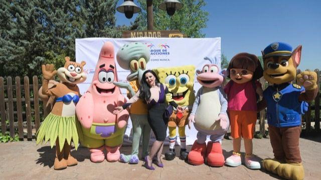 El Parque de Atracciones de Madrid celebra su 50 aniversario junto a Alaska