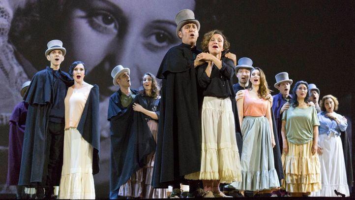 'Doña Francisquita', en el Teatro de la Zarzuela