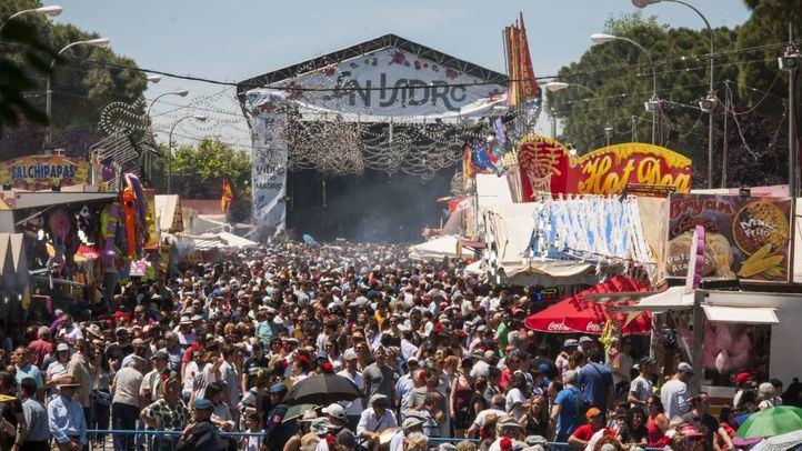 Fiestas de San Isidro 2019.