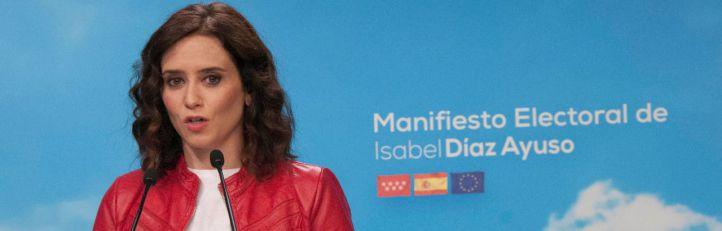 Díaz Ayuso apuesta por reducir en un 50% las listas de espera