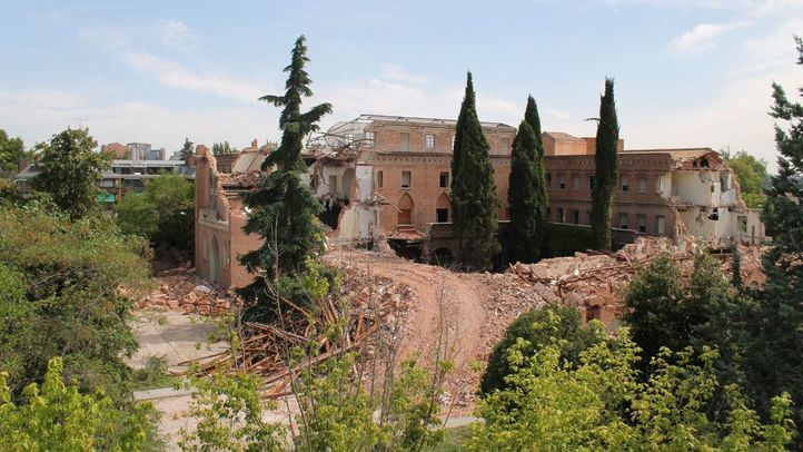 El Ayuntamiento blinda el Convento de las Damas Apostólicas