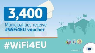 Alcobendas recibe 15.000 euros de Europa para extender la conexión wifi gratuita a más espacios públicos