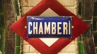 La última apertura de la estación de Chamberí