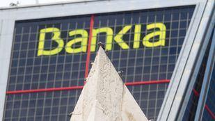 Oficinas de Bankia en Plaza de Castilla.