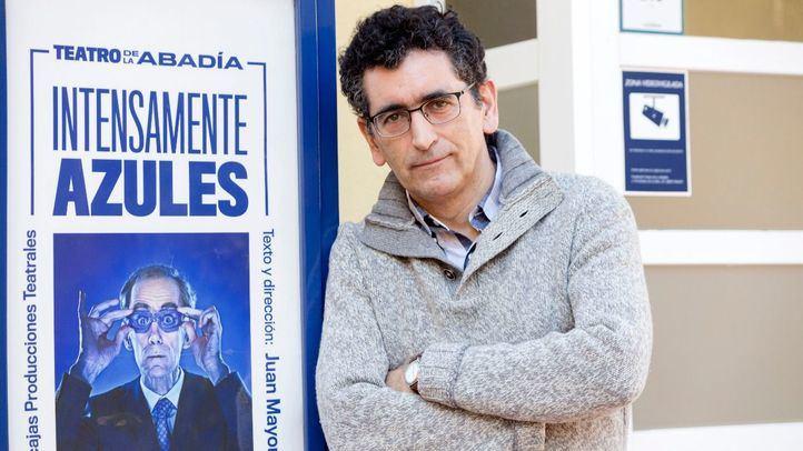 El dramaturgo y académico Juan Mayorga.