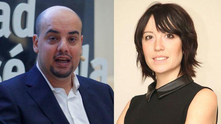 Los periodistas Carlos Hidalgo (ABC) y Cristina Gil (Europa Press) estarán esta tarde en Com.Permiso.