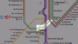 Cierre del tramo entre Atocha y Méndez Álvaro en verano